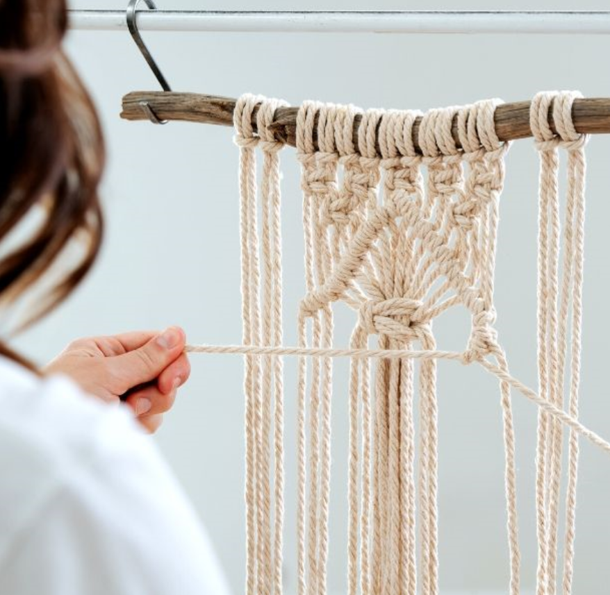 Macrame craftsman services in Bali