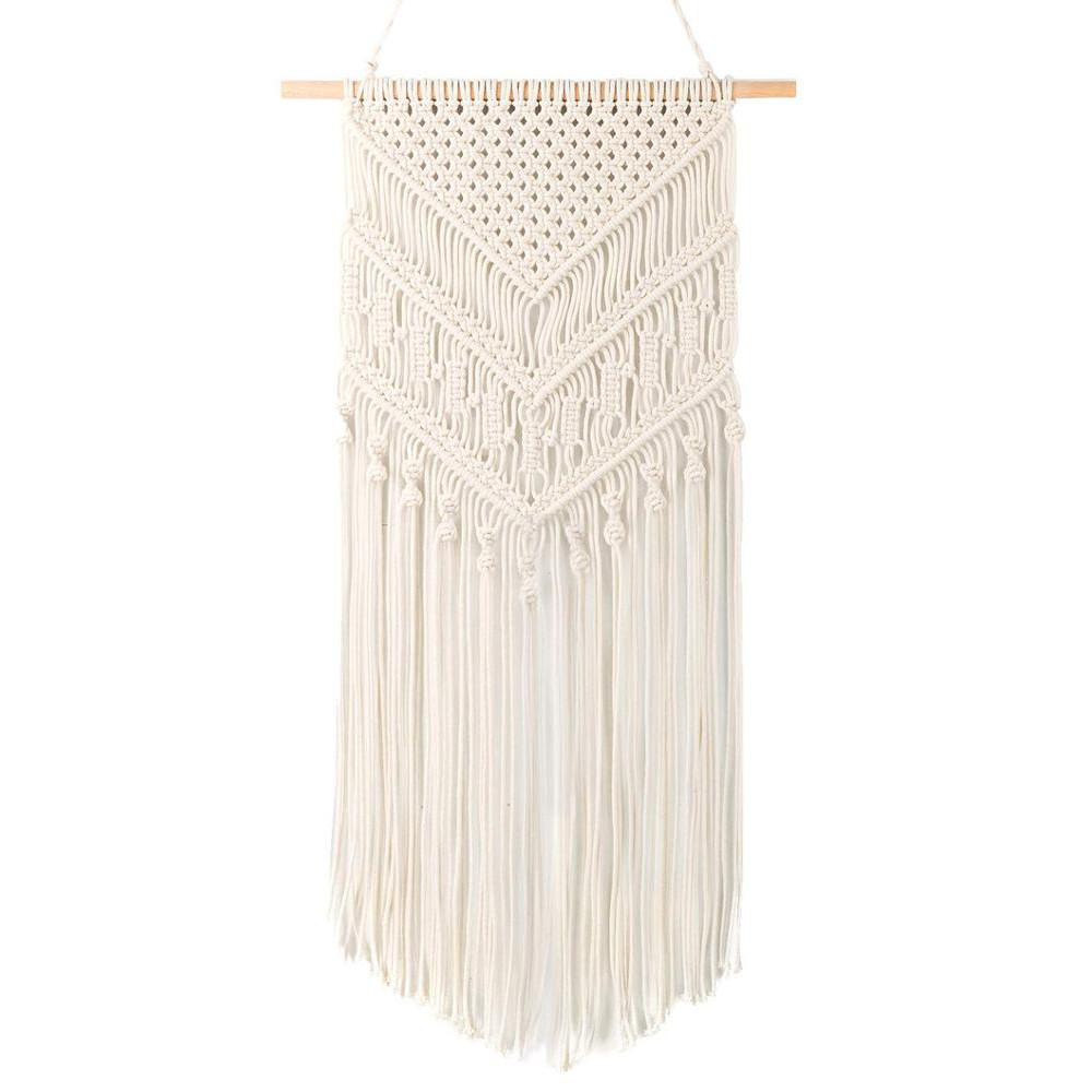 macrame home room living room wall decoration decoration MACWA0006
