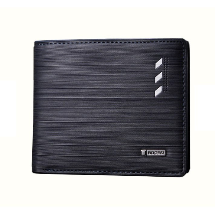 Selling cheap genuine Mens Wallet, wholesale semi-branded leather