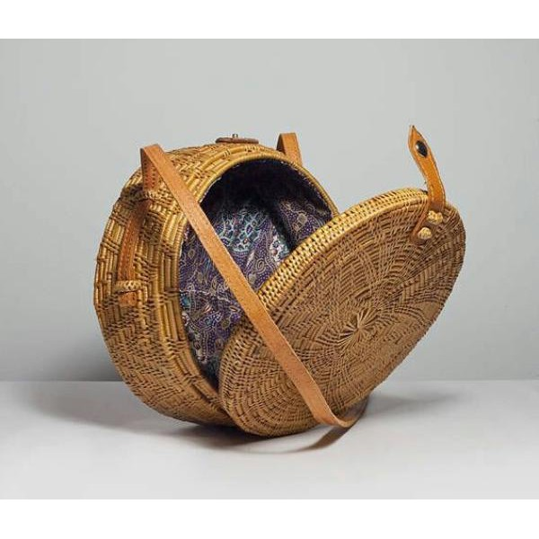 Rattan bag the best-selling cheap wholesale bag, sling bag today